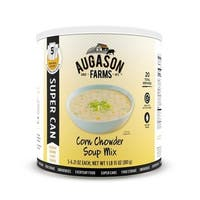 Augason Farms Corn Chowder Soup Mix 1 lb 15oz No. 10 Super Can