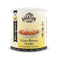 Augason Farms Lasagna 1 lb 13. 63 oz No. 10 Super Can