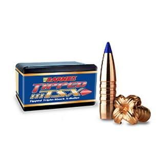 Barnes Bullets Triple-Shock X 270 Caliber, 130 Grain, Tipped Spitzer Boattail, Per 50