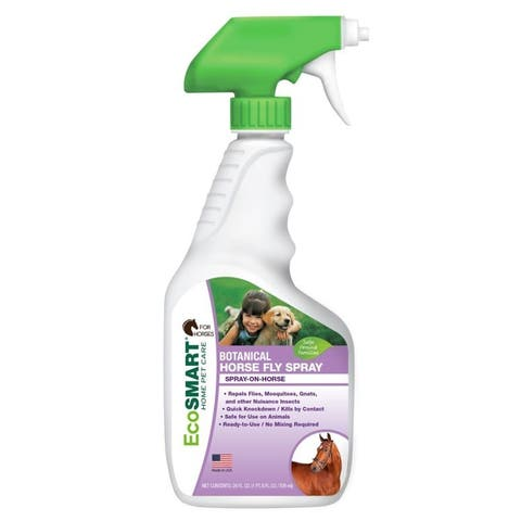 EcoSmart 24-ounce Organic Horse Fly Spray and Repellent