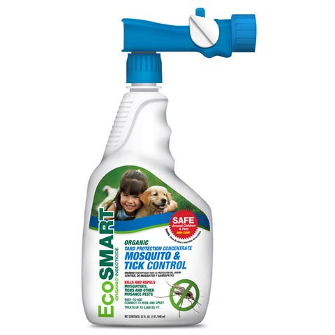 EcoSMART 32-ounce Organic Mosquito and Tick Control