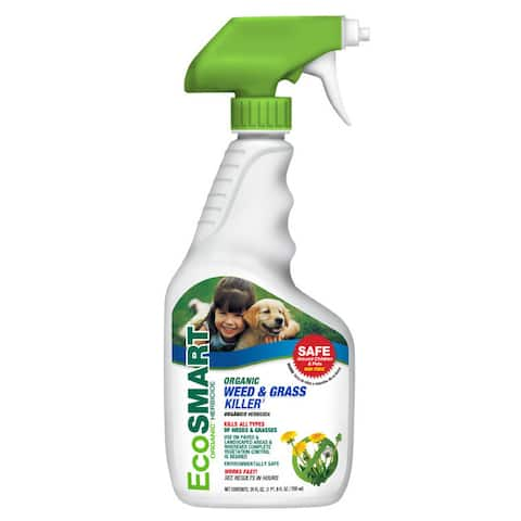 Kittrich EcoSMART 24-ounce Organic Weed and Grass Killer