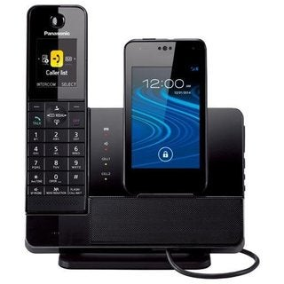 Panasonic KX-PRD260B Link2cell Dock Style Bluetooth 1hs Bk