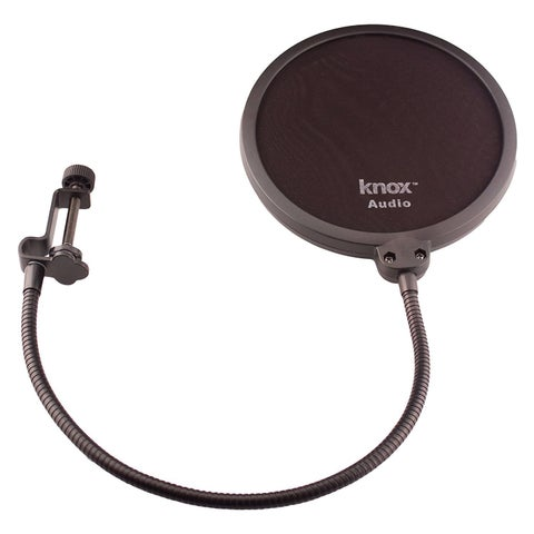 Knox KN-PF2 Pop Filter for Yeti Microphones