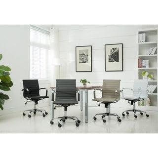 Carson Carrington Jessheim Contemporary Low Back Office Chair