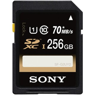 Sony 256GB UHS-I SDXC Memory Card (Class 10)|https://ak1.ostkcdn.com/images/products/14395873/P20966527.jpg?_ostk_perf_=percv&impolicy=medium