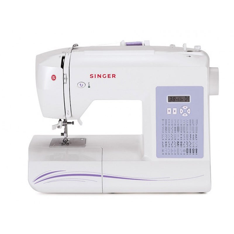 SINGER SEWING CO. Machine 6160 60-Stitch Computerized wit...