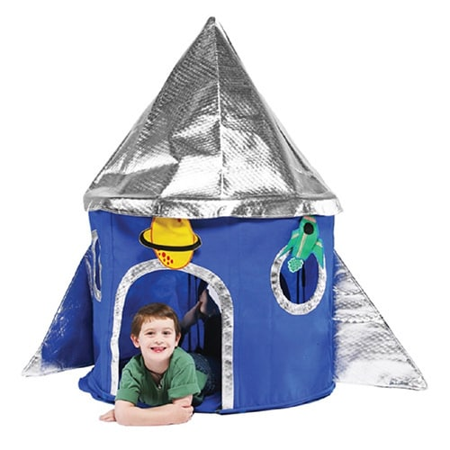Bazoongi Special Edition Rocket Tent