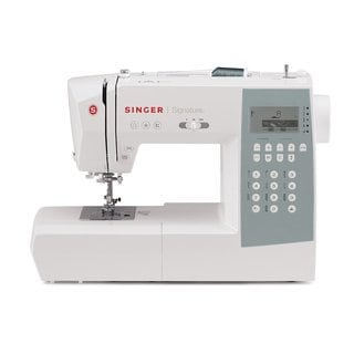 Singer Sewing Machine Model 9340 Computerized with 340 Stitches + Accessories Factory Refurbished