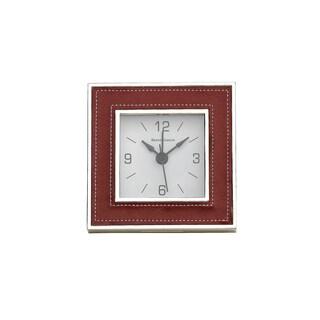 Reed Barton James Poppy Clock