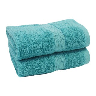 Signature Collection Ringspun Hand Towel (set of 2) from Jessica Simpson