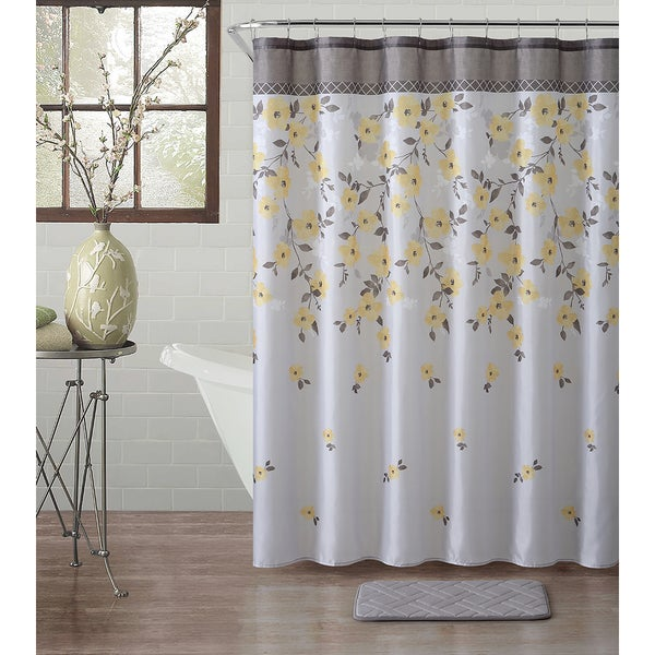 VCNY Home Lani 14-piece Shower Curtain and Bath Set
