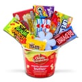 Alder Creek Gift Baskets Spring Movie Night Candy, Cookies, and Popcorn Gift