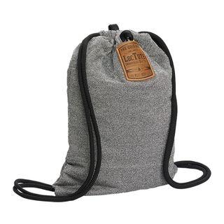 Loctote Flak Sack Industrial Bag, The Original Theft Resistant Drawstring Backpack