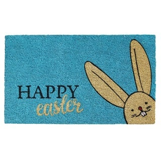 Happy Easter Doormat