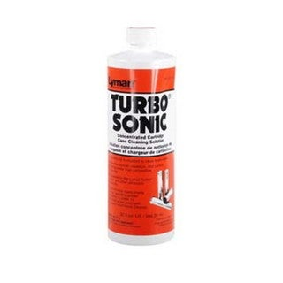 Lyman Turbo Sonic Cleaning Solution Case, 32 oz.