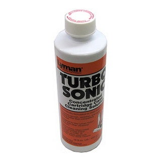 Lyman Turbo Sonic Cleaning Solution Case, 16 oz.