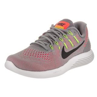 Nike Men's Lunarglide 8 Grey Running Shoes
