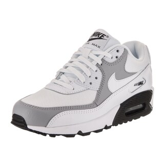 Nike Women's Air Max 90 White Running Shoe