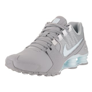 Nike Women's Shox Avenue SE Grey Textile Running Shoes