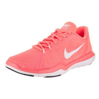 Nike Women's Flex Supreme Tr 5 Pink Training Shoes