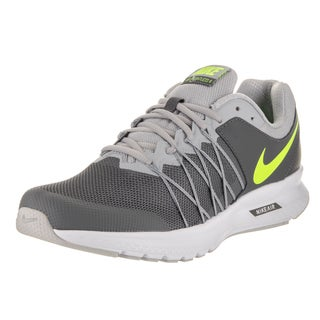 Nike Men's Air Relentless 6 Grey/White Running Shoe