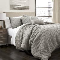 Oliver & James Emin Pintuck 5-piece Comforter Set