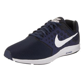 Nike Men's Downshifter 7 (4E) Blue Running Shoes