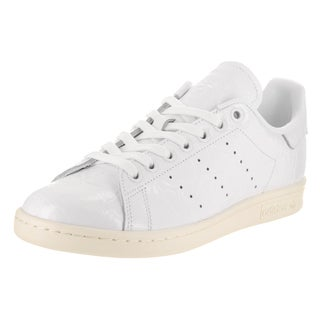 Adidas Women's Stan Smith Originals White Leather Casual Shoe
