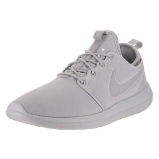 Nike Men's Roshe Two Grey Running Shoes