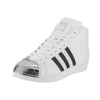 Adidas Women's Promodel Metal Toe Originals Casual Shoe