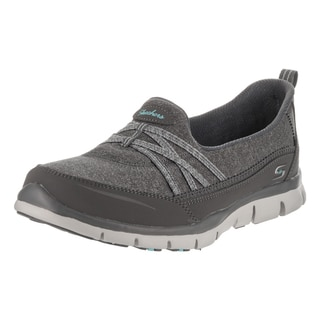 Skechers Women's Gratis True Heart Grey Casual Shoe
