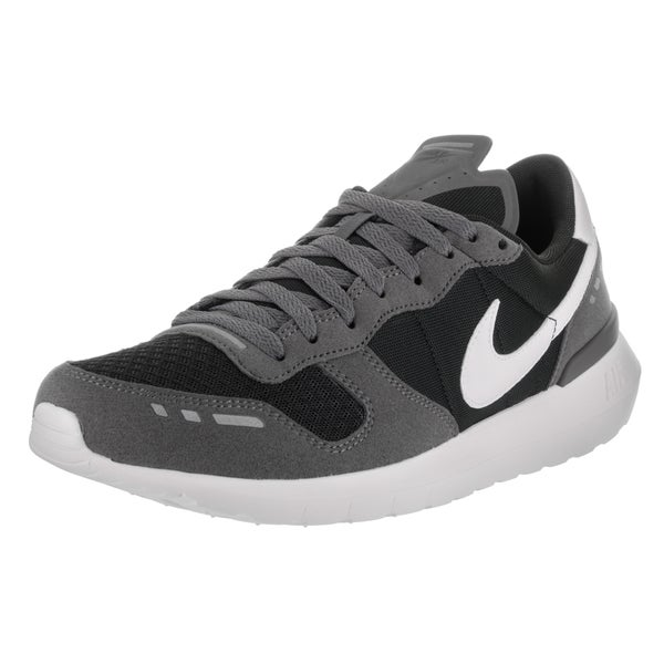 Shop Nike Men's Air Vrtx '17 Black, Dark Grey, and Shoe White Synthetic Leather Running Shoe and - - 14396924 f6844b