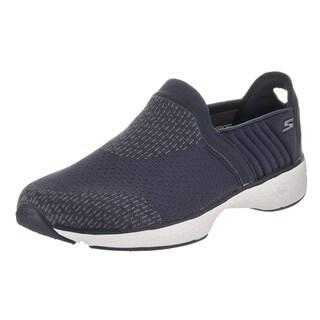 Skechers Women's Go Walk Sport Supreme Navy Casual Slip-on Shoe