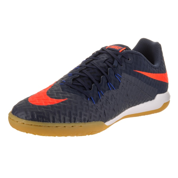 best service c5584 bb8e9 ... coupon code nike menx27s hypervenomx finale ic blue synthetic leather indoor  soccer shoe 0789a c3f17