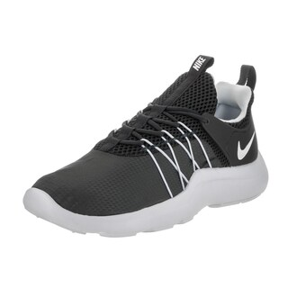 Nike Women's Darwin Grey Synthetic-leather Casual Shoes