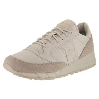 Saucony Men's Jazz 91 Beige Suede Casual Shoes
