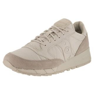 Saucony Men's Jazz 91 Beige Suede Casual Shoes