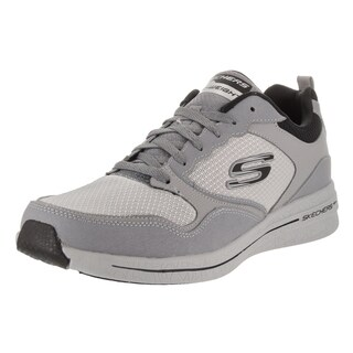 Skechers Men's Burst 2.0 Grey Casual Shoes
