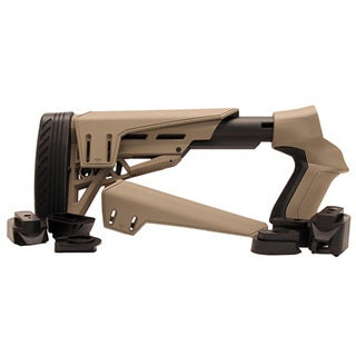 Advanced Technology Intl Ravenwood 12 Gauge Adjustable Stock, Moss/Rem/Win, Flat Dark Earth