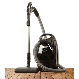 The BANK Vault German Barefoot Clean HEPA Filtration Canister Vacuum