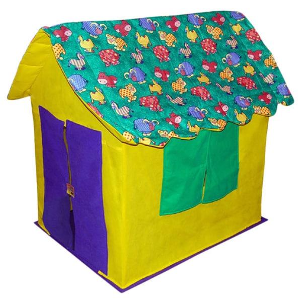 Bazoongi Stuffed Animal Cottage