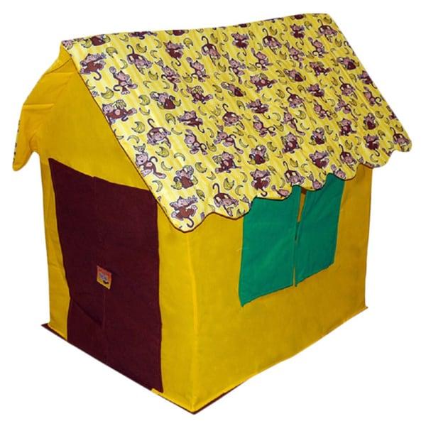 Bazoongi Going Bananas Monkey Cottage