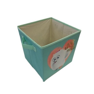 The Secret Life of Pets 'I Love Mutts' Collapsible Storage Cubes (Pack of 4)