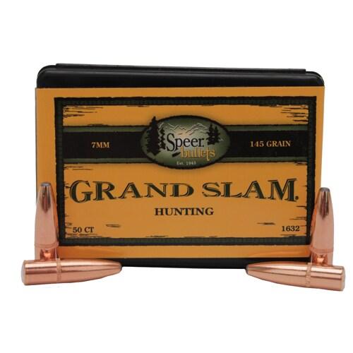 Speer 7mm 145 Gr SP Grand Slam (Per 50)