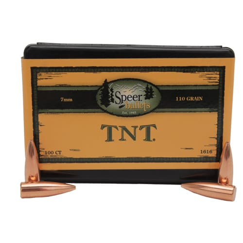 Speer 7mm 110 Gr TNT HP (Per 100)
