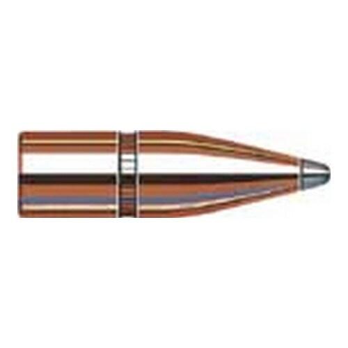 Hornady 30 Caliber Bullets 165 Gr SP (Per 100)