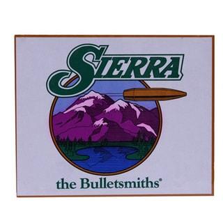 Sierra Bullets 22 Caliber (.224) .22 Caliber 80 Gr HPBT Match (Per 500)