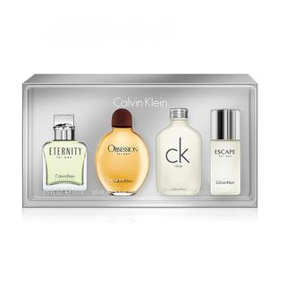 Calvin Klein Men's 4-piece Cologne Gift Set