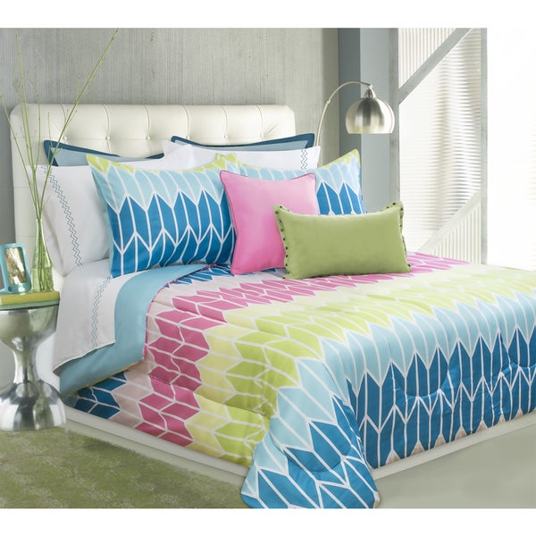 Verve Comforter 3 Piece Set